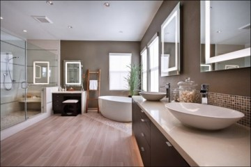 are you building a new bathroom, but you don't have any design ideas.. maybe the next luxury bathrooms will inspire you!