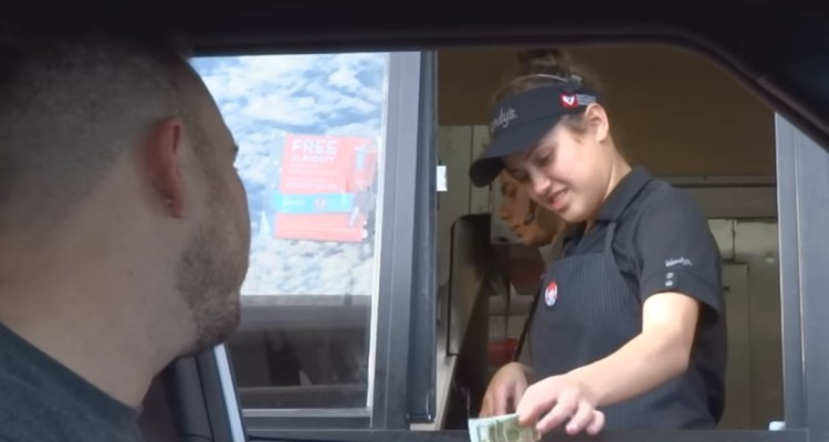Handing people wet money prank badchix magazine for Fast cash motors tyler tx