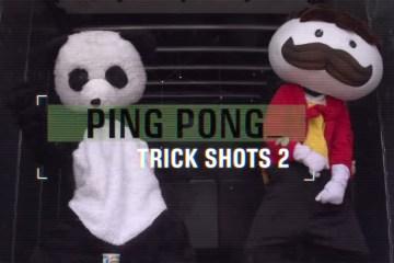 Ping Pong Trick Shots 2 x Dude Perfect 1