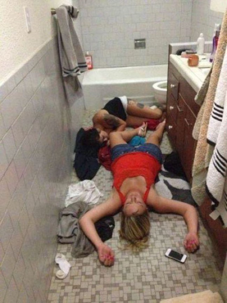 When was the last time you were Shmacked ? 9