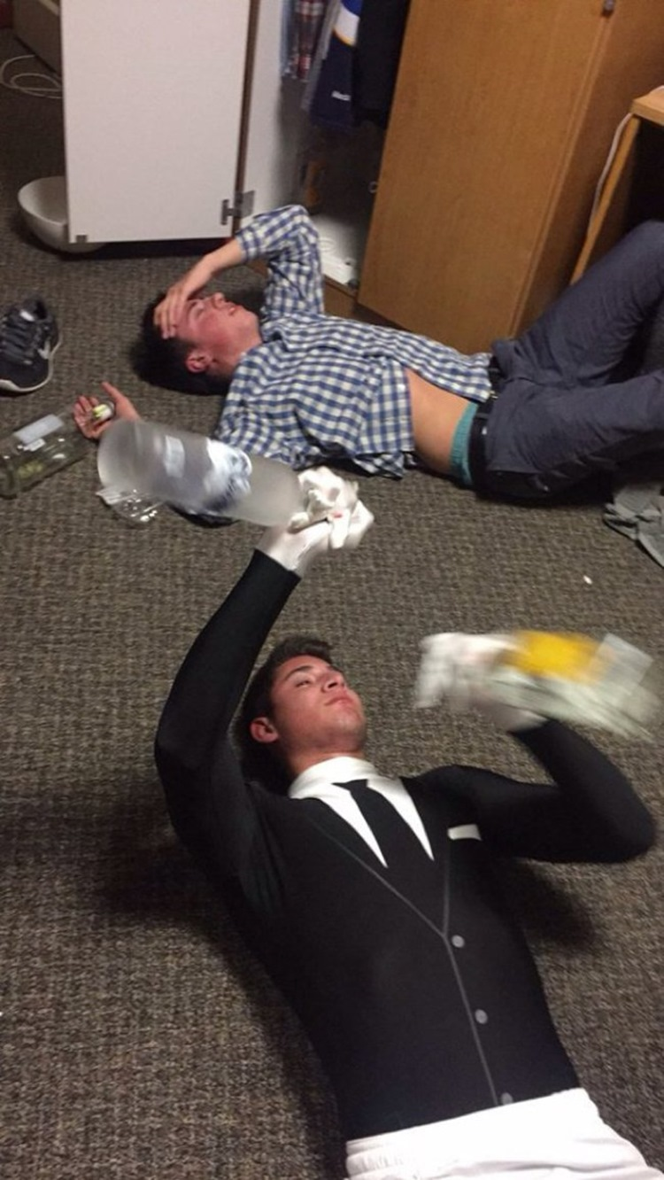 When was the last time you were Shmacked ? 38