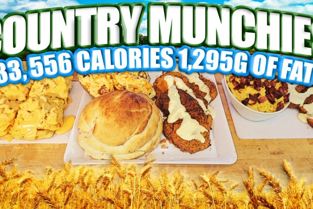 Country Munchies - Epic Meal Time 1