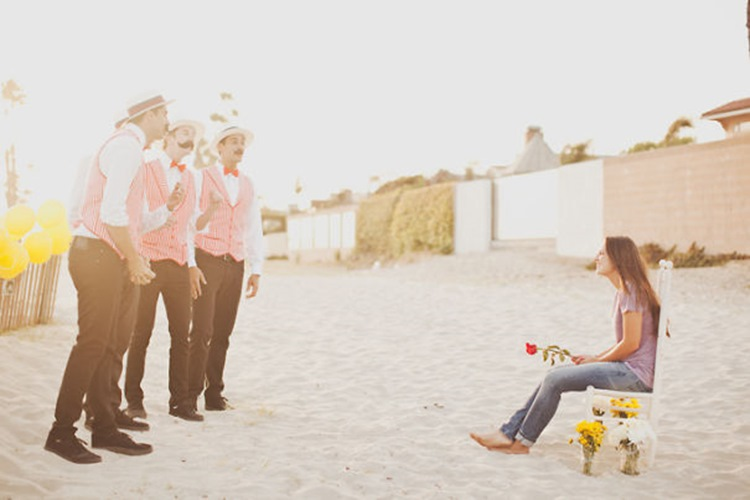 Men who took Marriage Proposal the the next Level (27 Photos) 2