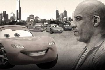 Pixar Furious 7