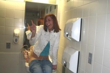 drunk naked college girl