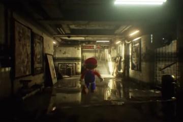 Super Mario unreal