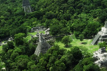 Ancient Mayan City