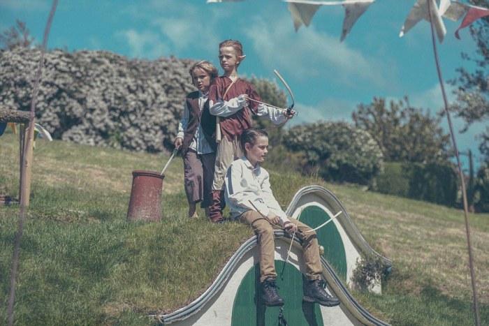 Hobbit-mad couple transform their garden into Middle Earth 10