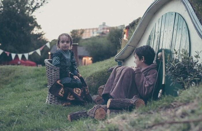 Hobbit-mad couple transform their garden into Middle Earth 16