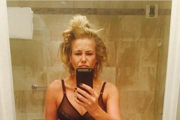 Chelsea Handler naked