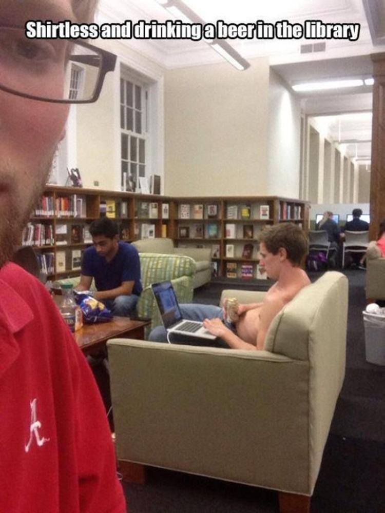 College Life in America 5