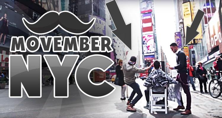 Movember NYC