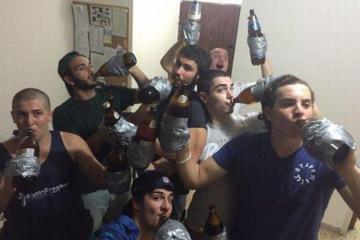 College drunk hilarious moments