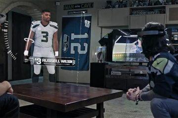 NFL fans microsoft