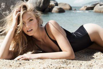 Niamh Adkins bikini cape town