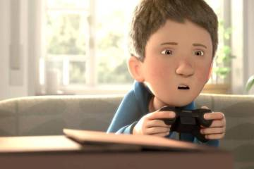 The Present awesome short animation
