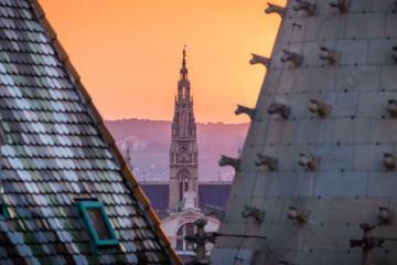 Beautiful Time Lapse of Vienna