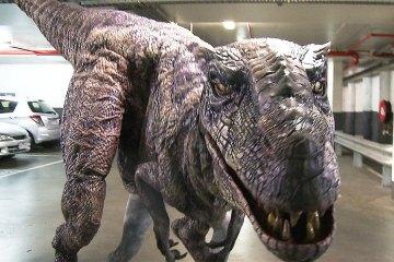 Jurassic Carpark