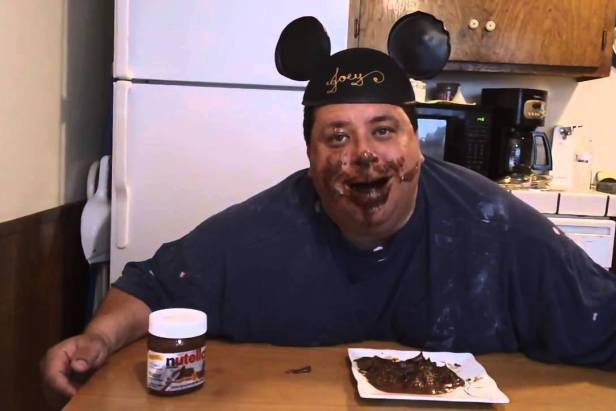 The Nutella Challenge