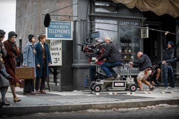 New Teaser of Fantastic Beasts and Where to Find Them