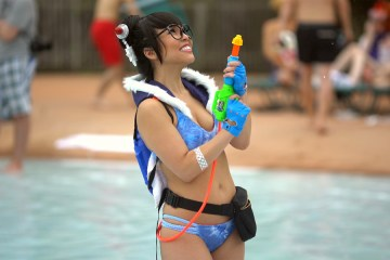 ColossalCon 2016 cosplay