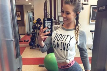 Get Motivated with Cute Fit Girls