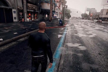 Grand Theft Auto 5 - Redux Mod is Jawdroppin