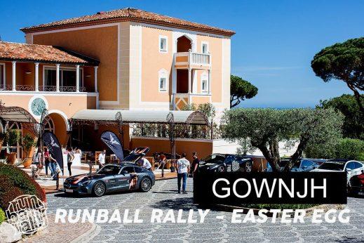 Runball Rally - Free Easter Eggs 2