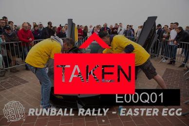 Runball Rally - Free Easter Eggs 11