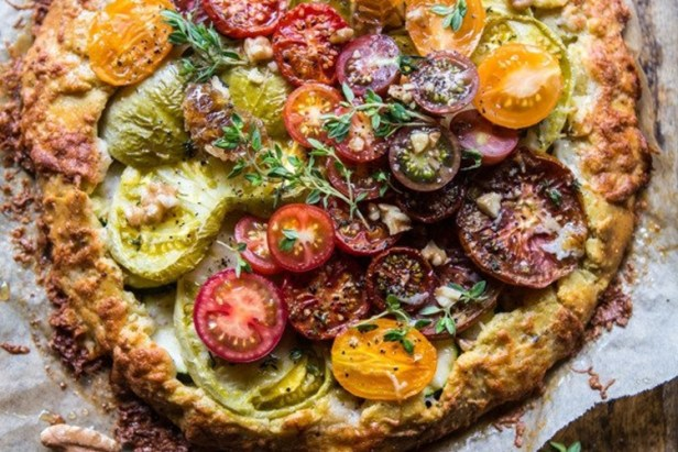 Hungry Yet? Pizza recipe
