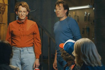 "Jimmy Fallon Spoofs ""Stranger Things"""