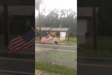 Hurricane Matthew Meets Slayer