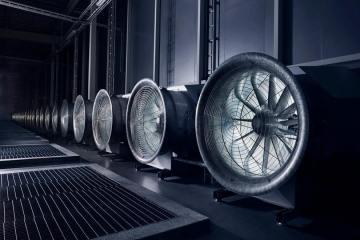 Inside Facebook's Swedish data center (16 Photos)
