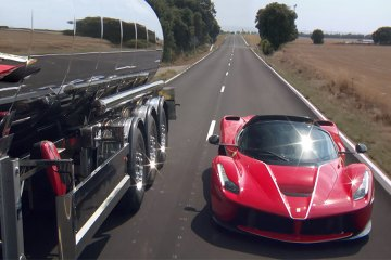 Introduction Video of LaFerrari Aperta