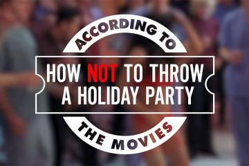 How Not To Throw An Office Holiday Party