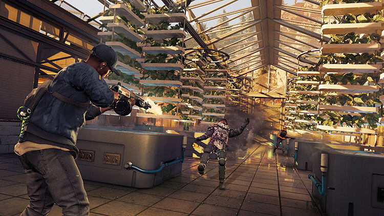 Watch Dogs 2 - PC Review 5
