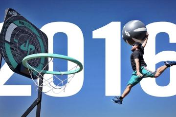 Dude Perfect moments of 2016