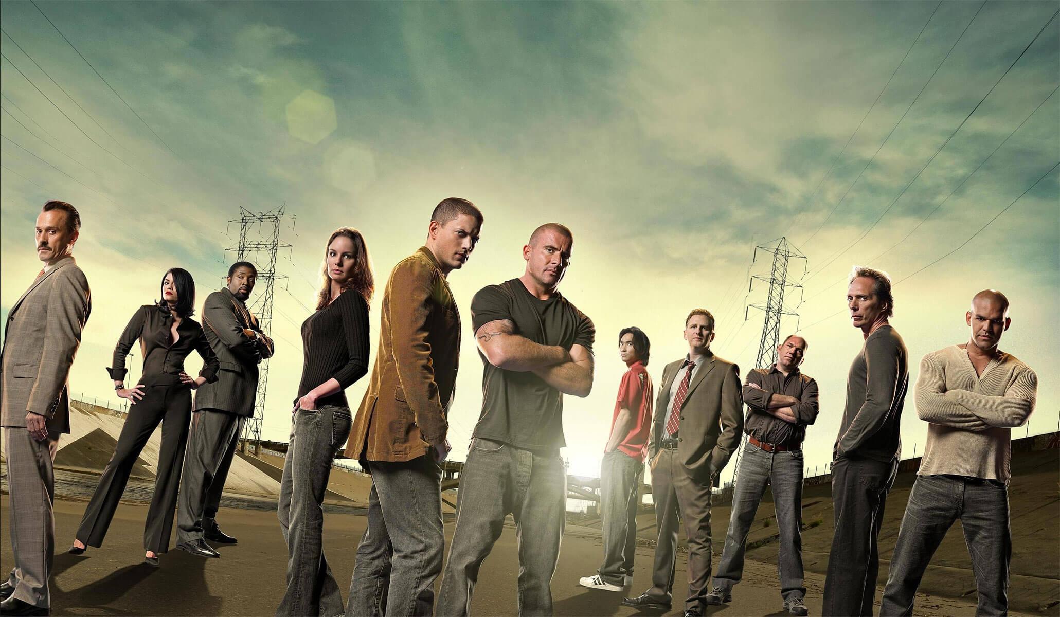 Prison Break Season 5 - Official Trailer - Badchix Magazine