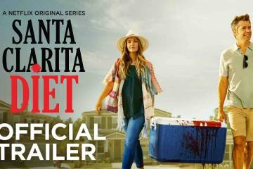 Santa Clarita Diet New Netflix's Series (Official Trailer)