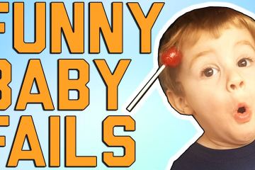 Epic Babies Fails