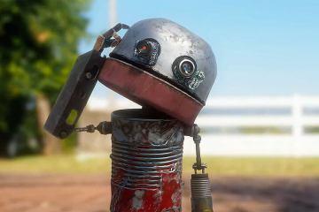 Rubbish Robot