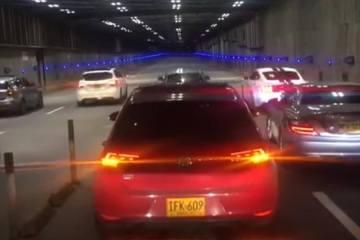 Street Racing Tunnel Idiots