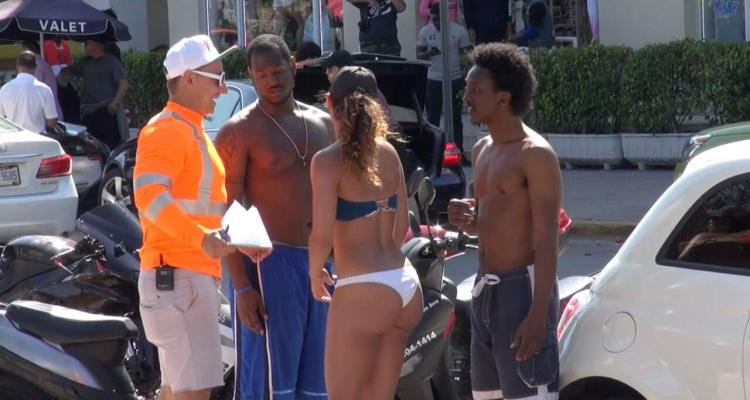 The Ticket Guy In Miami Prank