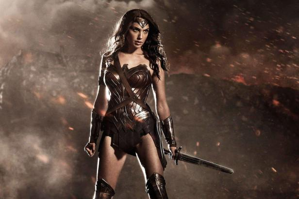 Wonder Woman Poster 2017