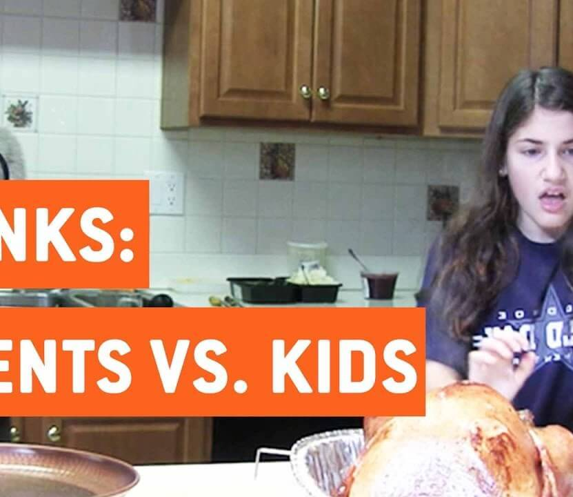 Parents Prank Kids
