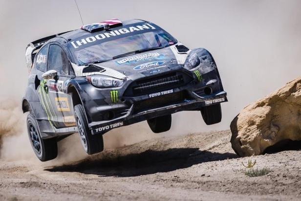 KEN BLOCK'S TERRAKHANA: THE ULTIMATE DIRT PLAYGROUND