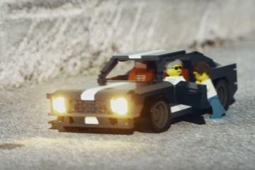 Lego Meets GTA