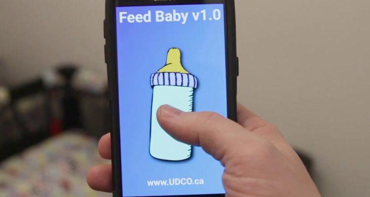 Baby Bottle Robot 1