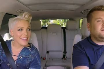 P!nk Carpool Karaoke