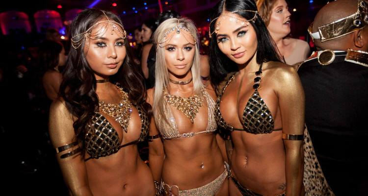 This Was Maxim Halloween 2017 Party 1
